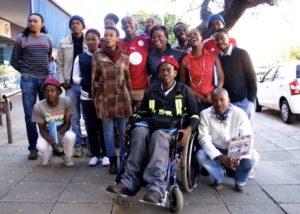 Vaal - VEJA ( Vaal Envrionmental Justice Alliance ) Monitors School