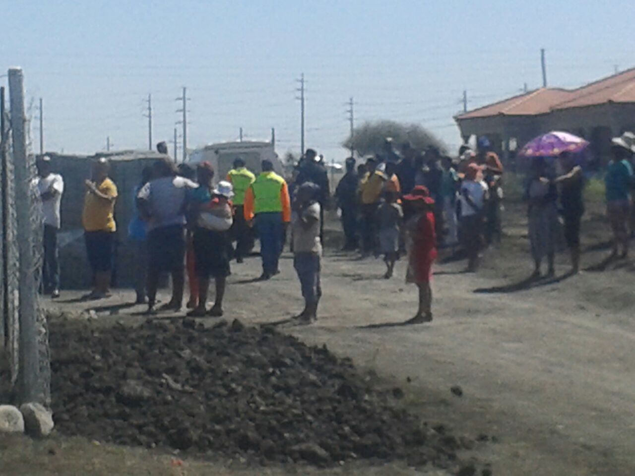 Mfidikoe residents forcefully removed by Royal Bafokeng Authority