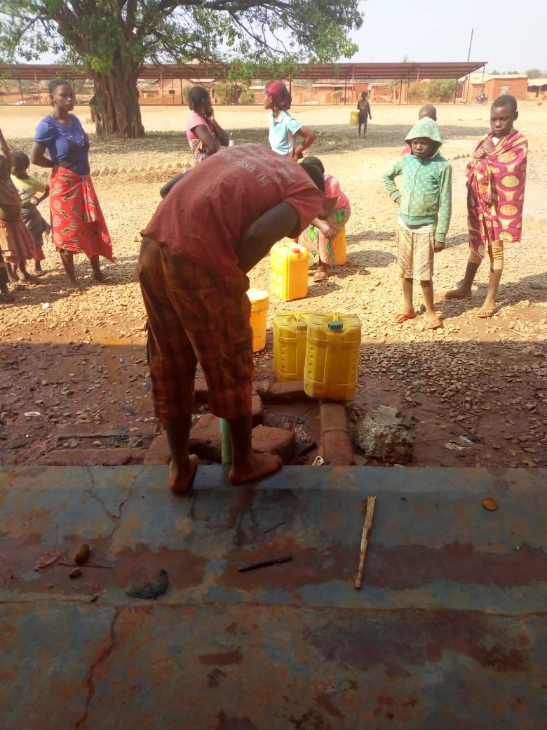 La population du quartier 2 de Sakania est privée d'eau ce